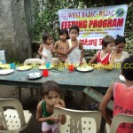 1st Feeding Program